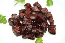 Caramelized Red Beets